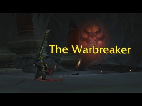 The Story of Stromkar, the Warbreaker