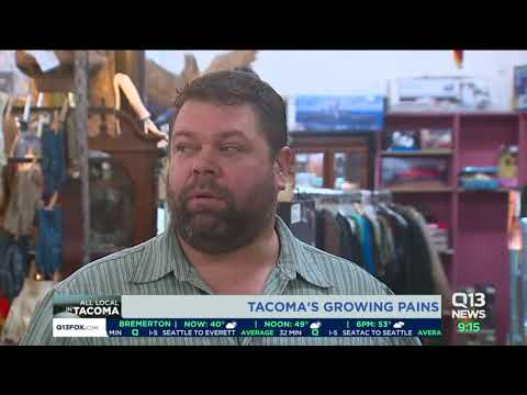 Tacoma`s growing pains
