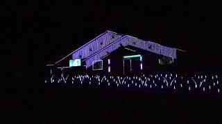 2019 Flagstaff Halloween Light Show - Ghostbusters Enjoy!