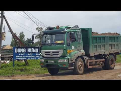 Thị xã Sơn Tây (Tp. Hà Nội): Ai bảo kê cho các bến bãi tập kết vật liệu xây dựng hoạt động trái phép