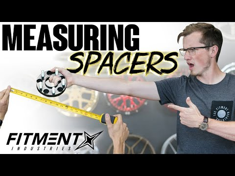 How to Measure for Wheel Spacers