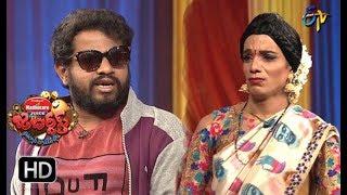 Hyper Aadi, Raising Raju Performance | Jabardasth | 8th  March 2018  | ETV  Telugu