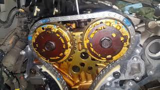 Cadillac SRX- CTS 3.6 timing chain - Most Por Videos