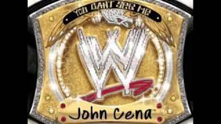 John Cena: Bad, bad man