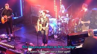 BLUE ON BLUE - James Blunt (Subtitulado en Español / English subtitles)