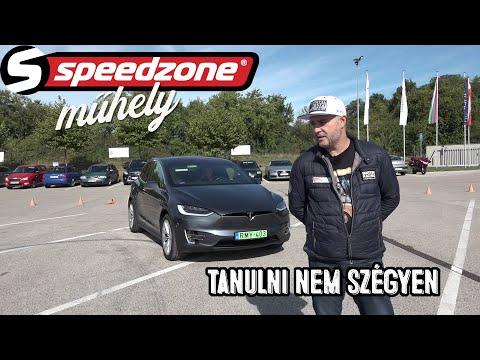 Speedzone műhely: Tanulni nem szégyen