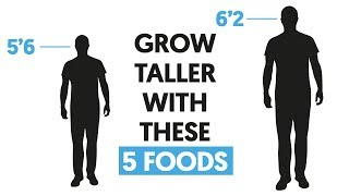 5 Essential Foods That Will Make You Taller