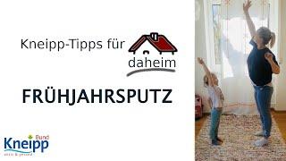 Video Der Frühjahrsputz - Kneipp-Tipps für daheim Teil 6 abspielen