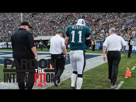 Are the Eagles done without Carson Wentz? | Pardon The Interruption | ESPN