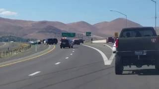 High-Speed Chase in Carson City