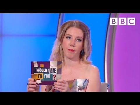 Katherine Ryan a její motto - Would I Lie to You?