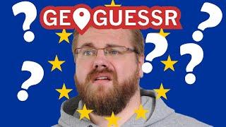 Wo liegt nochmal die EU?  🎮 Geoguessr #9