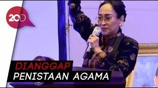 Ini Pidato Sukmawati Bandingkan Nabi Muhammad dengan Sukarno