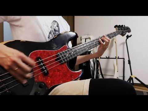 フジファブリック - 陽炎 - bass cover