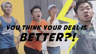 YOU THINK YOUR DEAL IS BETTER?! | SHAWN LEE