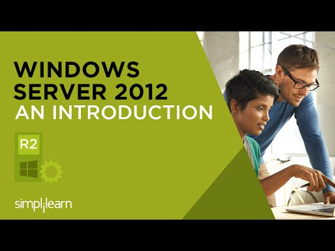 Introduction to Administering Windows Server 2012 - R2 ... - YouTube