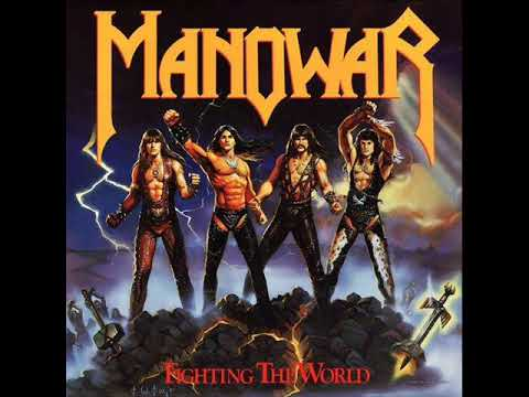 Manowar -Fighting The World