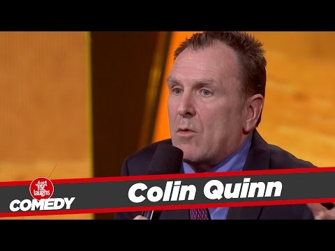 Colin Quinn Stand Up  – 2013