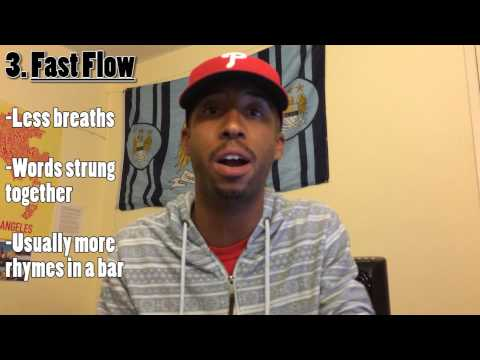 HOW TO RAP: IMPROVING Your FLOW (Tips & Examples)