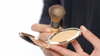 How to Apply jane iredale Pressed Powder