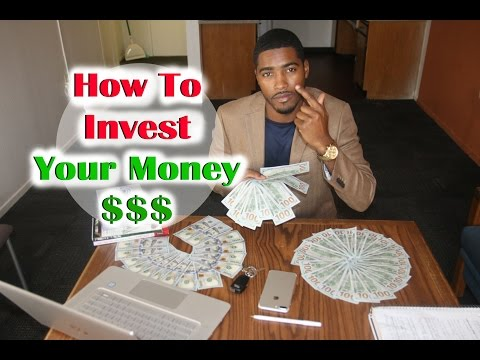 How to Invest your Money for Teens and Beginners!