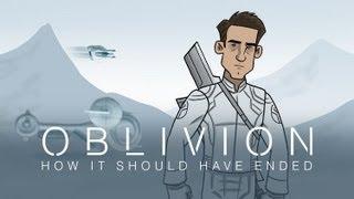 How Oblivion Should Have Ended