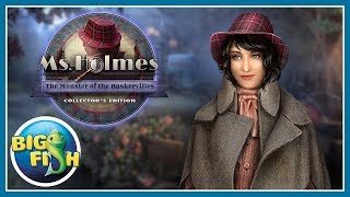 Ms. Holmes: The Monster of the Baskervilles Collector's Edition video