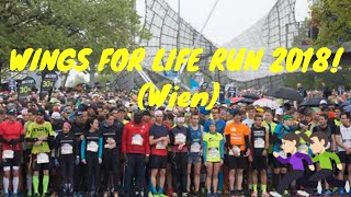 🏃 Alles Zum WINGS FOR LIFE WORLD RUN 2018! [WIEN] Incl. Spenden, Impressionen!