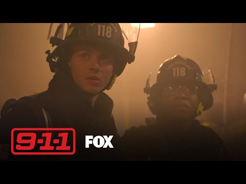 First Responders Arrive To The Collapsed Floor | Season 1 Ep. 5 | 9-1-1