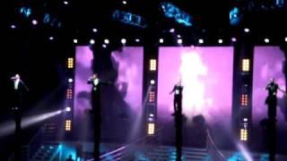 15.03.2011 Dublin - Boyzone, Too late for hallelujah