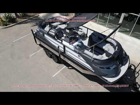 2021 Montara 23 Surf Boss G2 CWDH in Madera, California - Video 2