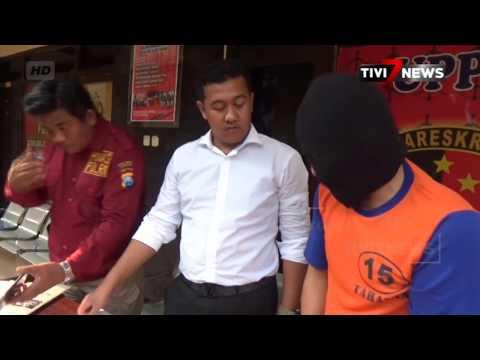 JOMBANG - Residivis Pembobol Rumah Ditembak Polisi
