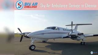 Book the Modern Private Air Ambulance in Mumbai at a Low-Cost