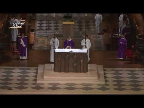 Messe du 23 décembre 2016