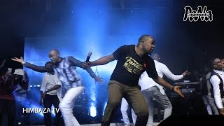 "Dance Avec ALAKA MBUMBA Aka"" FANDA NAYO"" Full Performance A KIGALI Easter Celebration 2019"