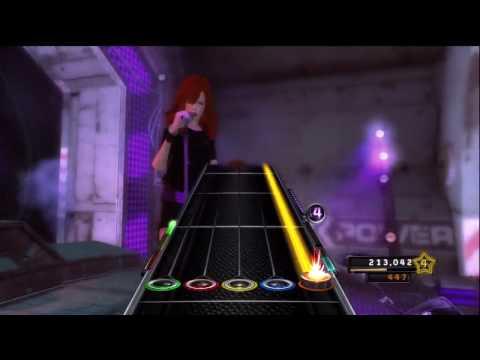 Видео № 1 из игры Guitar Hero 5 + Гитара (Б/У) [PS3]