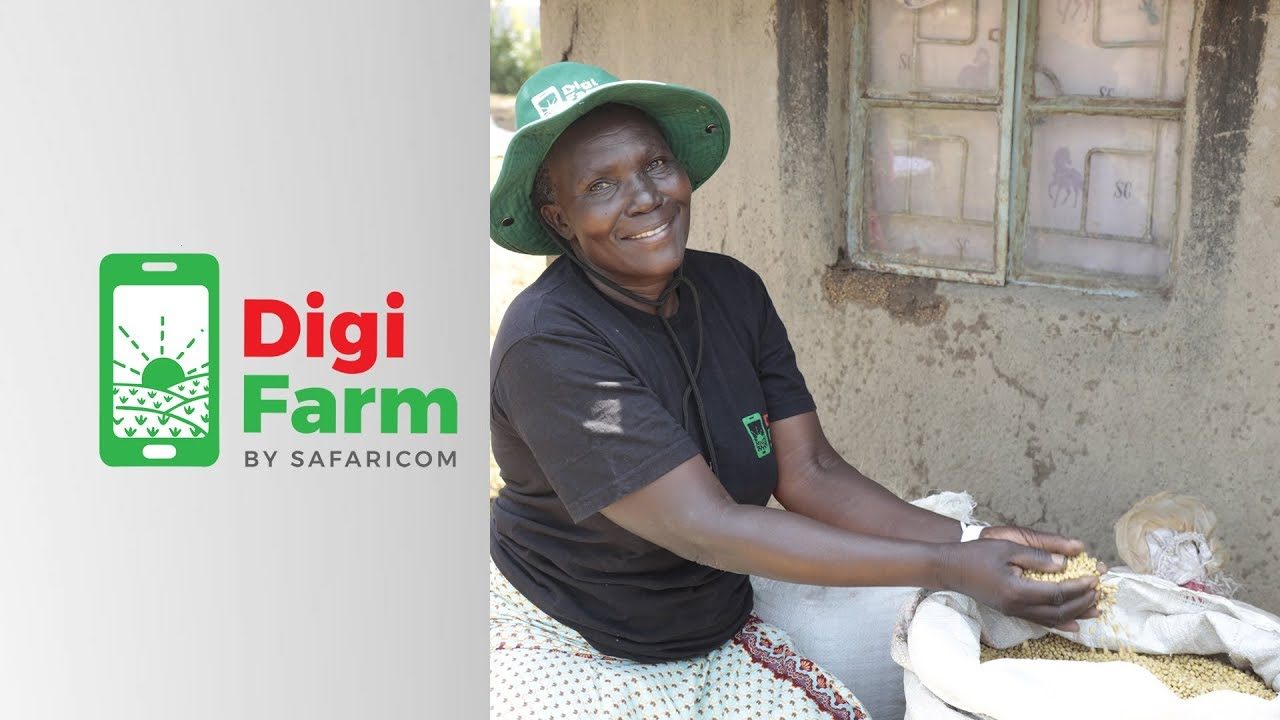 DigiFarm Soya Value Chain in Sindo, Suba Sub County