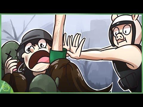 PUBG Zombies Funny Moments - Wildcat Betrayal, Angriest Nogla Rage!