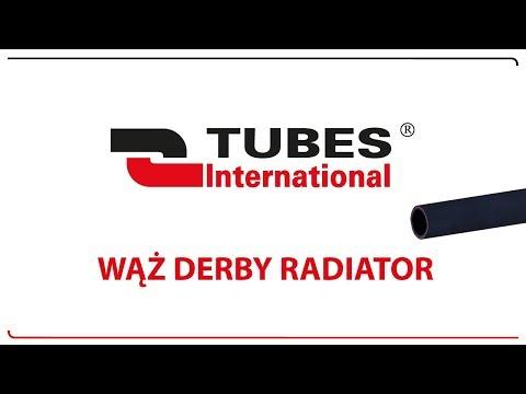Wąż do układu chłodzenia DERBY RADIATOR - zdjęcie