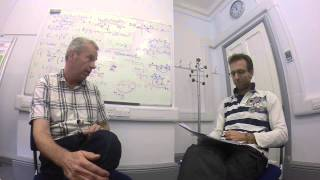 SmartSociety Science Café: interview with Luc Moreau