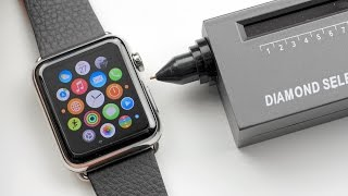 Apple Watch - Is it actually Sapphire?