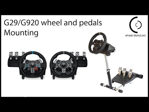 Wheel Stand Pro Wheel Stand Pro Deluxe V2 pour G25/G27/G29/G920 (PC, PS4, Xbox One)
