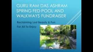 Guru Ram Das Ashram Fundraiser