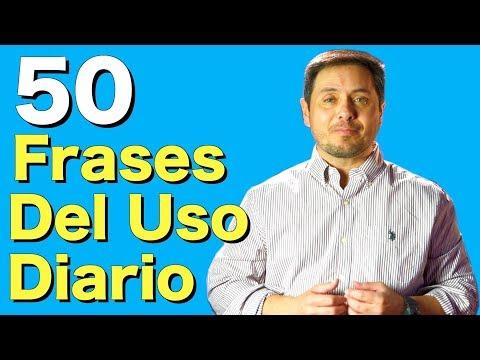 50 Frases en Inglés que VAS a NECESITAR TODOS LOS DIAS!