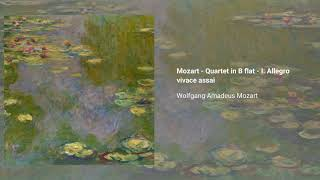 String Quartet no. 12 in B-flat major, K. 172