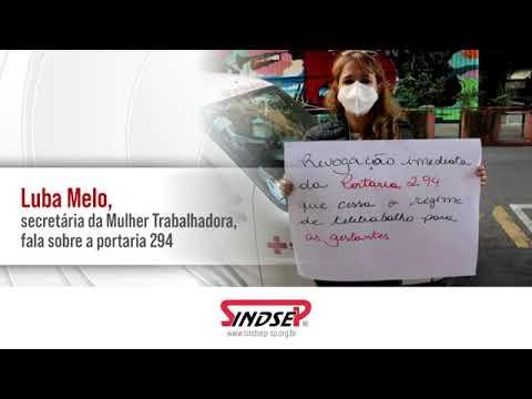 Luba Melo fala sobre a portaria 294 que cessa o teletrabalho para gestantes e lactantes
