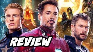 Avengers Endgame Review