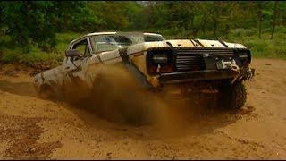 Full Size Bronco Built Ford Tough Takes On Off Road Park   Trucks! S9, E11