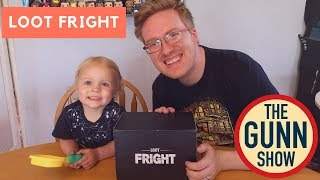 Unboxing Loot Fright from Loot Crate