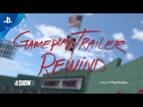 MLB The Show 19 - Gameplay Trailer Rewind | PS4 thumbnail